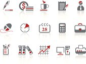 Simple icons - Office