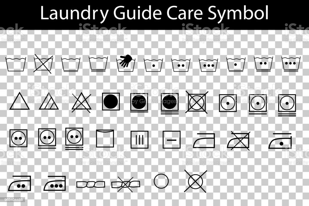 simple laundry guide symbol royalty-free simple laundry guide symbol stock vector art & more images of appliance