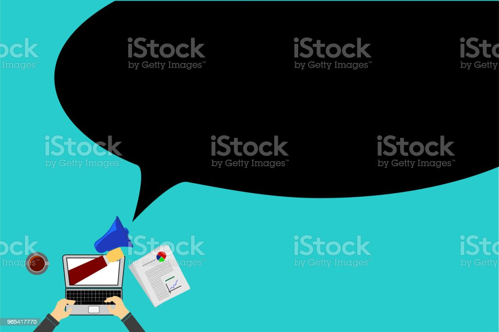 simple On line Announcement royalty-free simple on line announcement stock vector art & more images of accidents and disasters