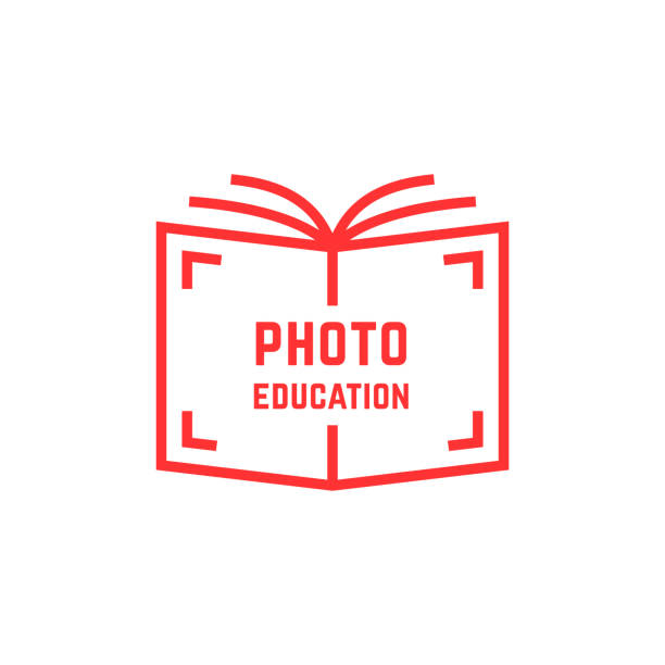 einfache fotoausbildung - fotografieanleitungen stock-grafiken, -clipart, -cartoons und -symbole