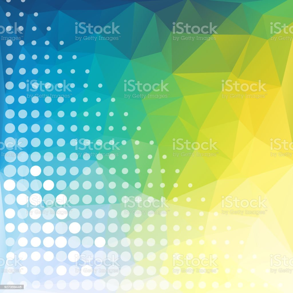 Simple pixels design with colorful background Vector of simple pixels pattern with colorful background. EPS Ai 10 file format. Abstract stock vector
