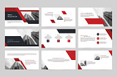 Presentation template, company Info graphic elements for presentation template Annual report, written cover, brochure, layout, flyer layout template design