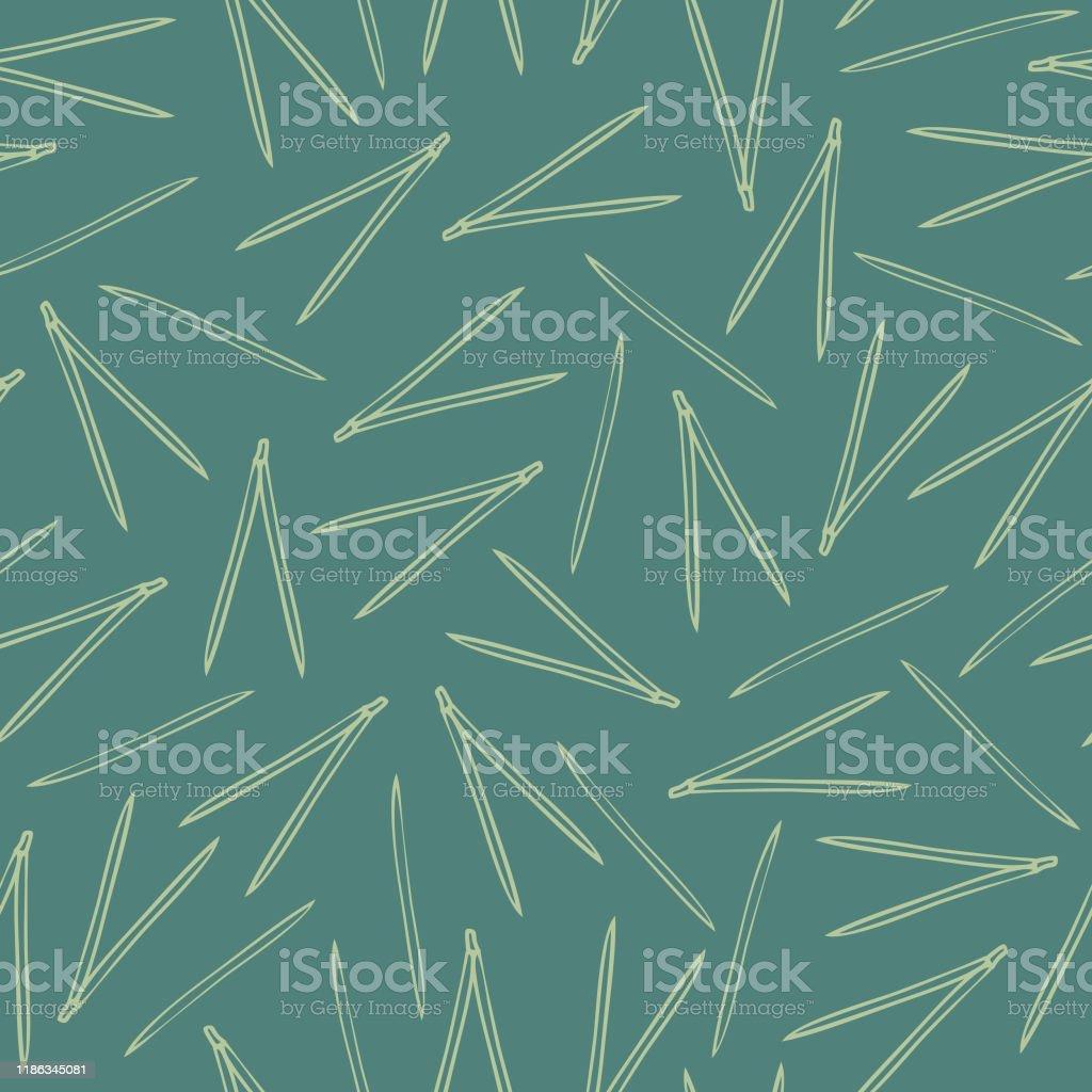 とげのあるシンプルなリピート壁紙デザイン壁紙寝具カーテンタイルなどのデザインプリックルを持つシームレスなベクトルパターン とげのベクターアート素材や画像を多数ご用意 Istock