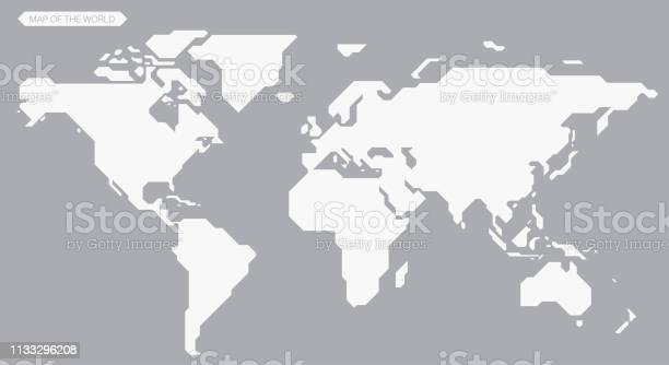 Simple straight line map of the world vector background vector id1133296208?b=1&k=6&m=1133296208&s=612x612&h=x50e pvyhi3dmsjnvztwvtrjmpenlejvdgswp ukzpm=