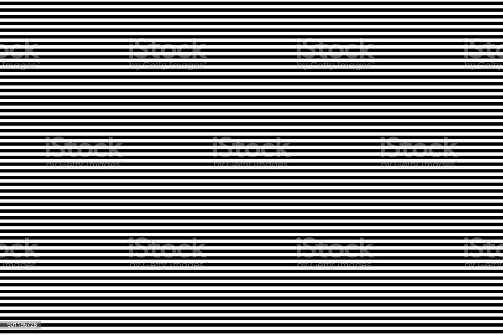 Simple striped background vector art illustration