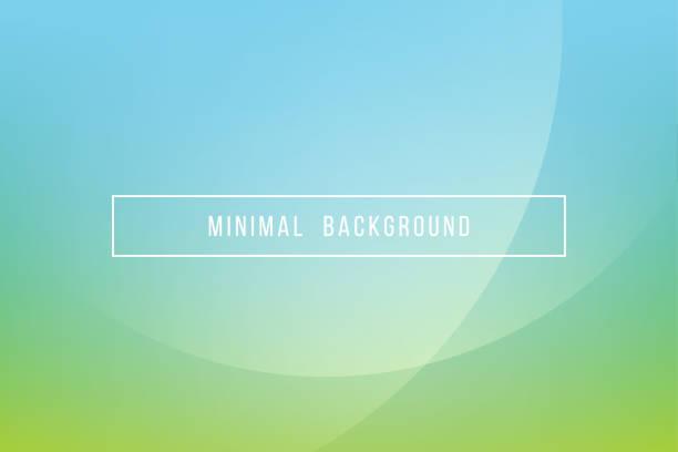 ilustrações, clipart, desenhos animados e ícones de fundo simples turquesa minimal moderno elegante abstract vector - planos de fundo coloridos