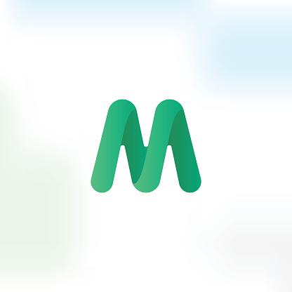 simple vector logo