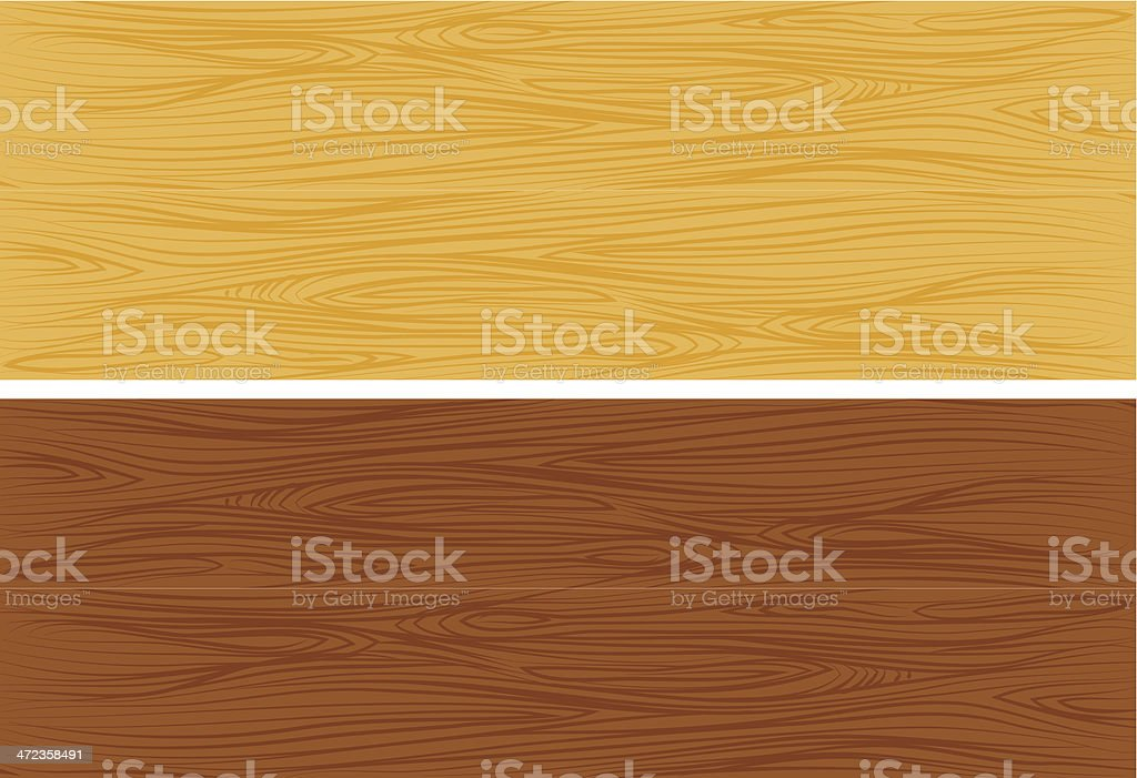 simple wood texture royalty-free stock vector art
