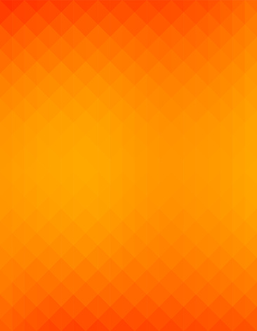 Simple yellow and orange color tone gradient background.