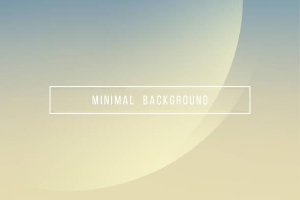 einfache gelbe minimal moderne elegante abstrakte vector hintergrund - minimal stock-grafiken, -clipart, -cartoons und -symbole