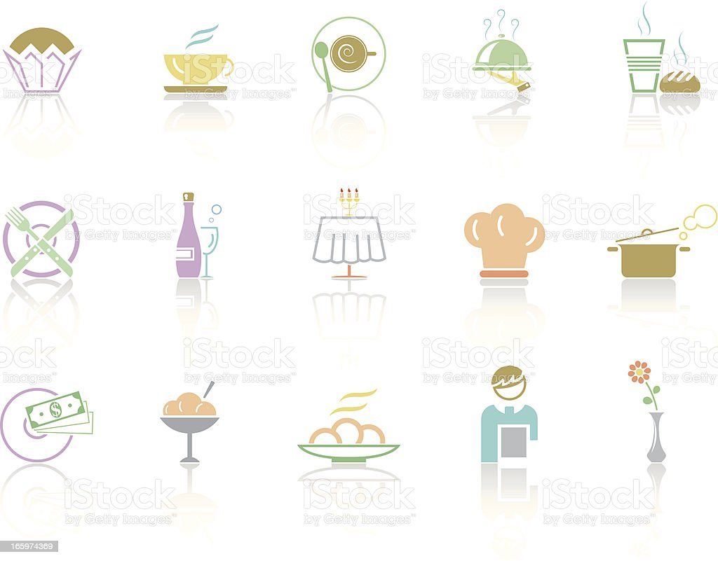 Simplecolor – Cafe & Restaurant royalty-free simplecolor cafe restaurant stock vector art & more images of alcohol
