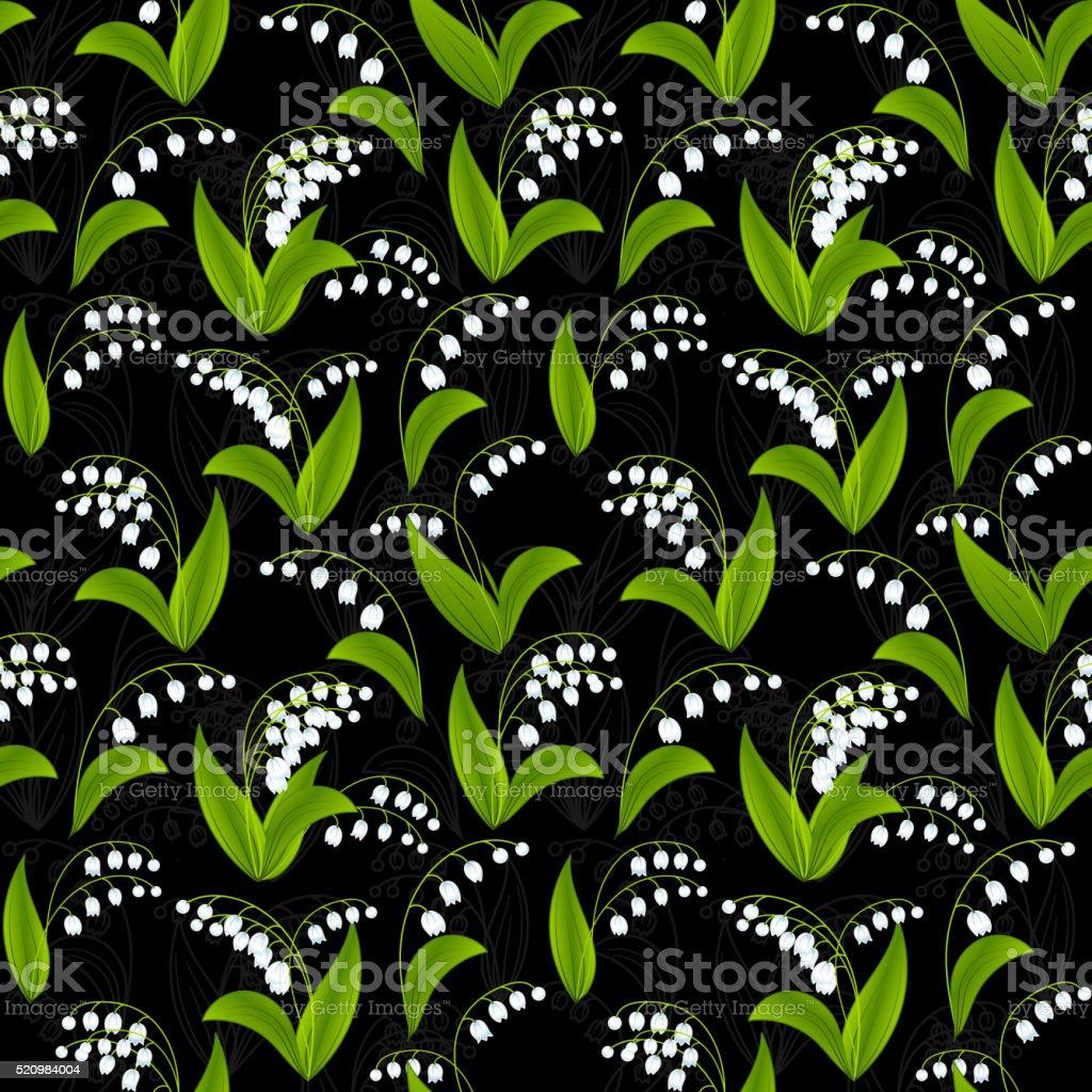 Ilustración De Imágenes Sencillas De Primavera Flor El Valle Flores