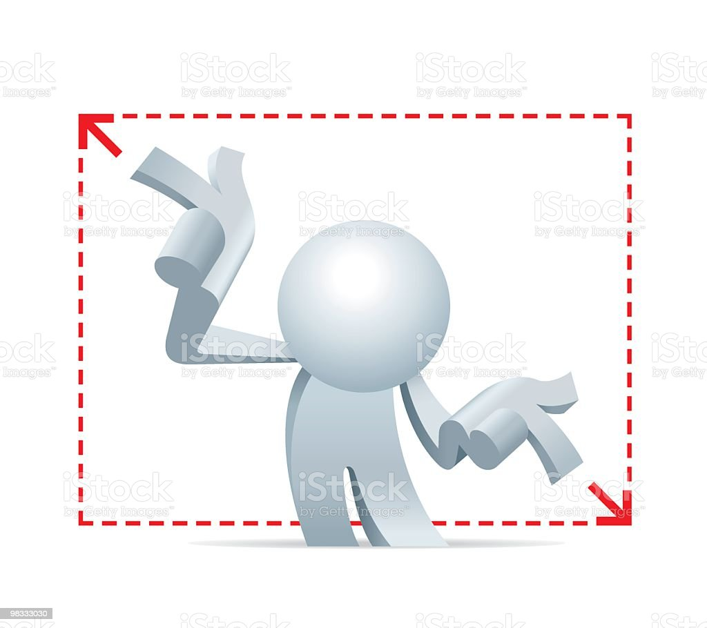 Simplified man This is the Horizontal Size royalty-free simplified man this is the horizontal size stock vector art & more images of adult