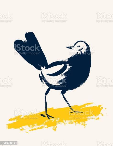 Simplistic brush paintings of a songbird vector id1069785764?b=1&k=6&m=1069785764&s=612x612&h=ooyxo7 osz8k84gvpk0ewvpxkolpsq4zdlz2jsws8fg=