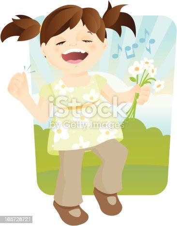 istock Singing Beautiful Morning 165728721