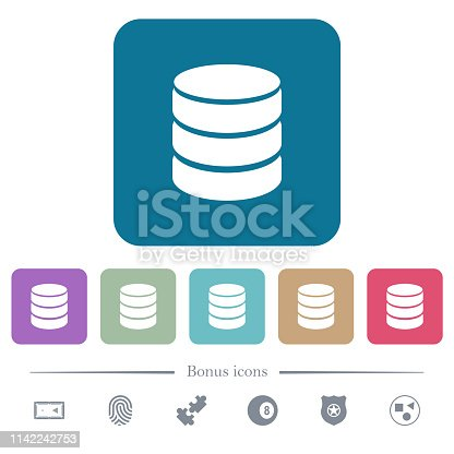 Free Sql Server Service icons & vector files