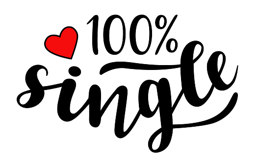 100% single hand lettering vector quote for Valentines day season. Phrases for t-shirts, cards, banners, posters, pillow, mug and clothes design.
