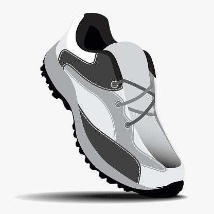 Single Sport Shoe