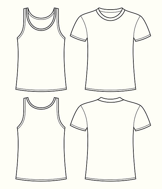 louisiana id template - vectores de camiseta interior y illustraciones libre de