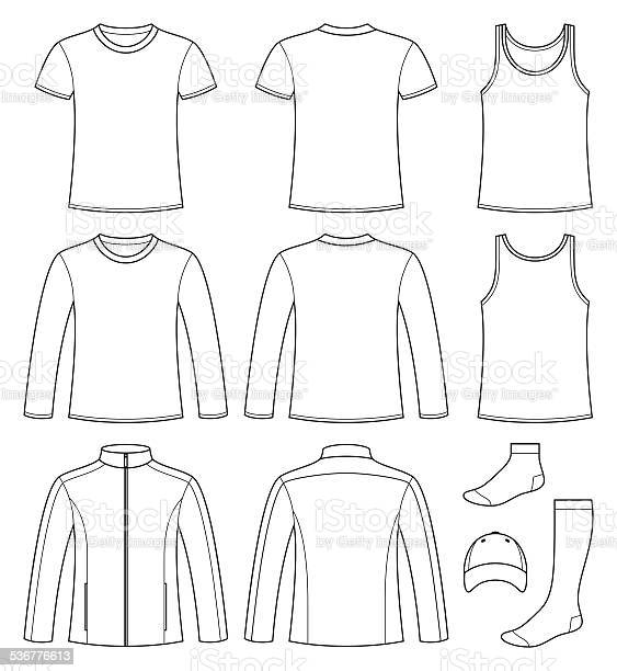 Singlet tshirt longsleeved tshirt jacket socks and cap te vector id536776613?b=1&k=6&m=536776613&s=612x612&h=w8h85c15dafji euepzcrzeixxsishfpgzdcw7jzwfs=