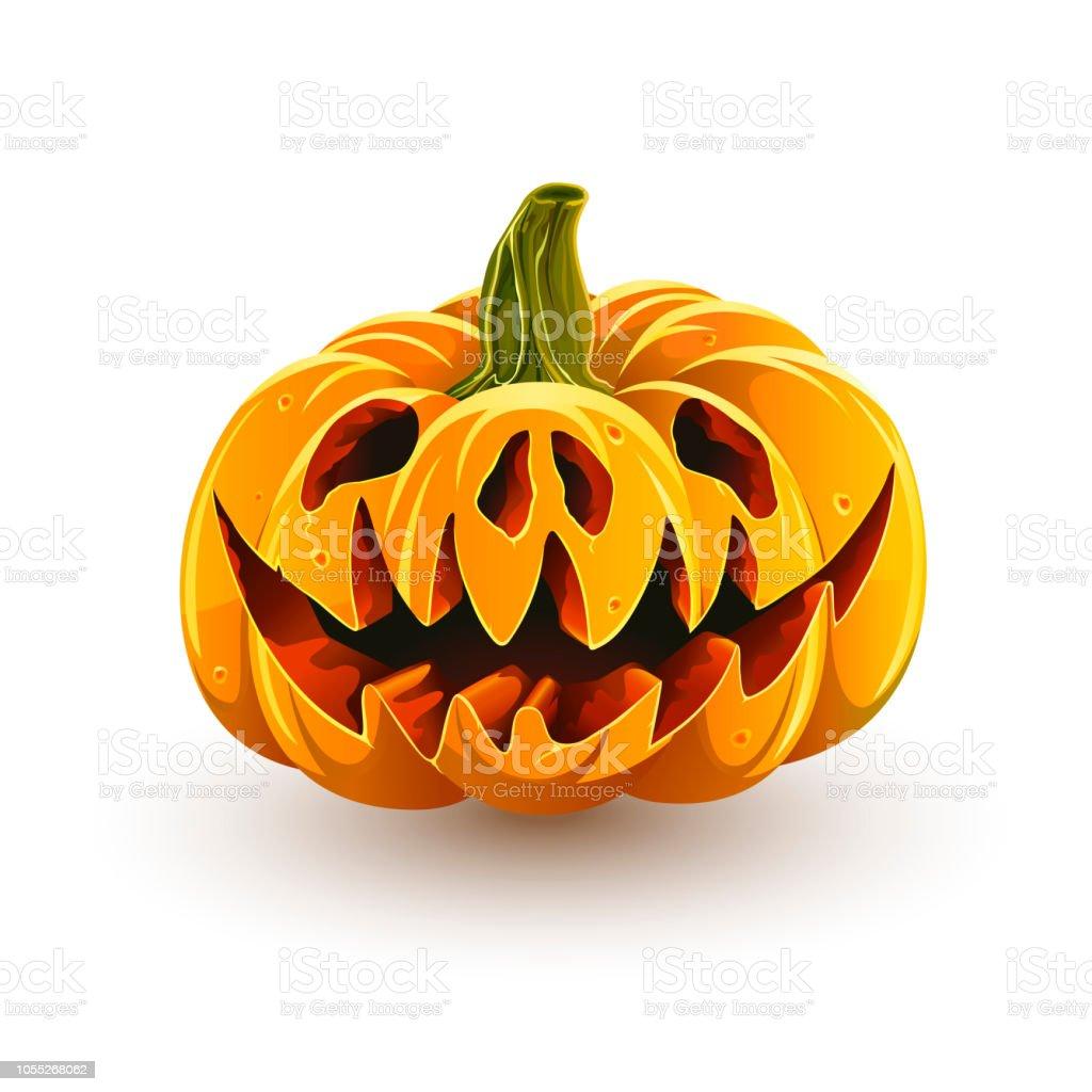 Halloween Verlichting.Sinistere Jackolantern Voor Halloween Halloween Pompoen