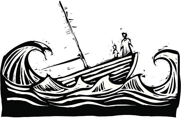 sinken boot - gesunken stock-grafiken, -clipart, -cartoons und -symbole