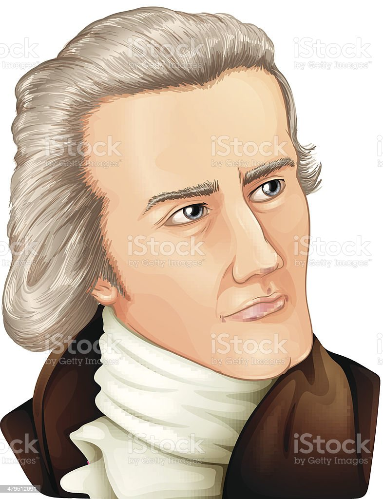 Sir William Hershel royalty-free sir william hershel stock vector art & more images of adult