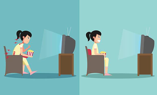 ilustrações de stock, clip art, desenhos animados e ícones de sessão em erro e direita formas para watchi - enjoying wealthy life