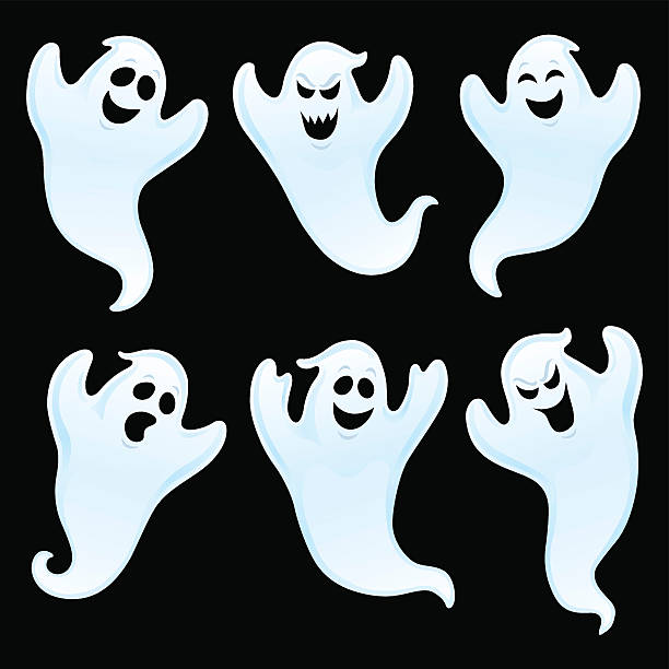Best Ghost Illustrations, Royalty-Free Vector Graphics ...