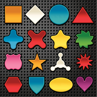 Sixteen Super Sharp Shapes