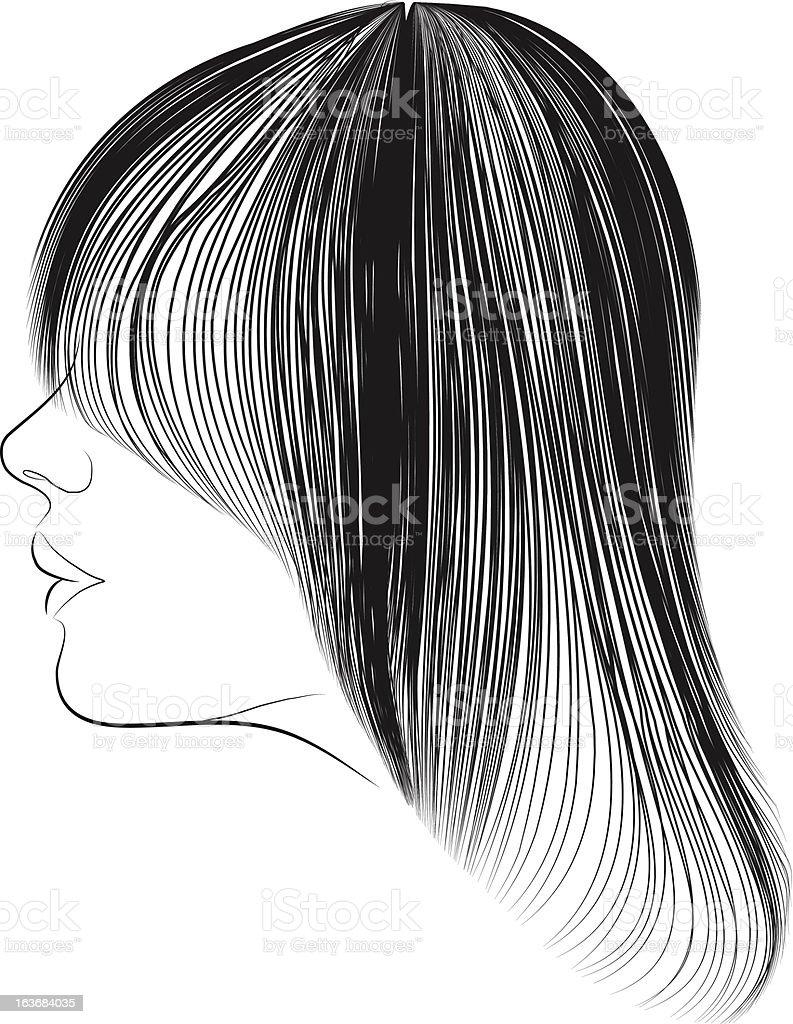 Sixties Haircut royalty-free sixties haircut stock vector art & more images of 1960-1969