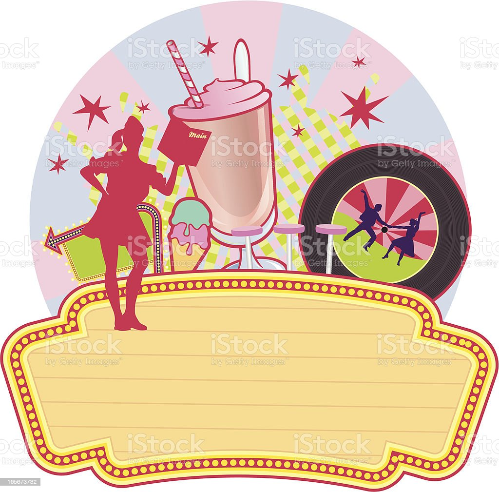 sixties royalty-free sixties stock vector art & more images of 1950-1959