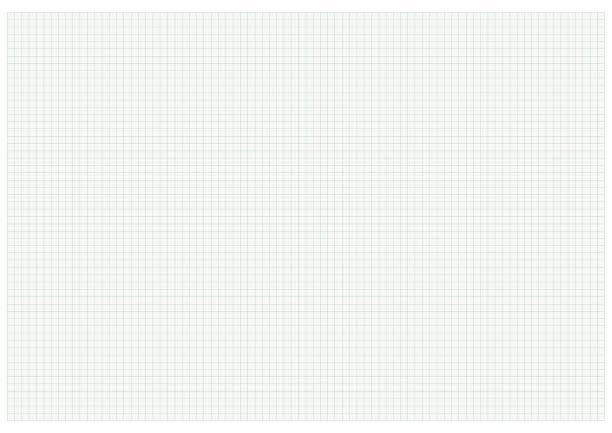 a3 サイズ方眼紙緑 - メモ点のイラスト素材/クリップアート素材/マンガ素材/アイコン素材