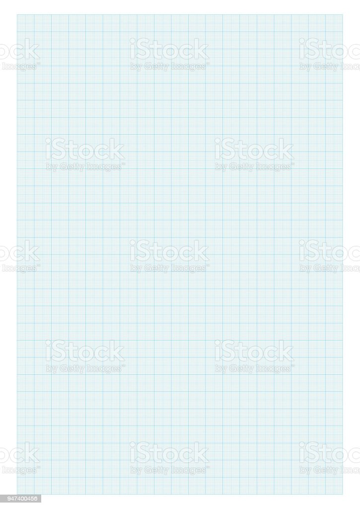 a4 size graph paper royalty free a4 size graph paper stock vector art