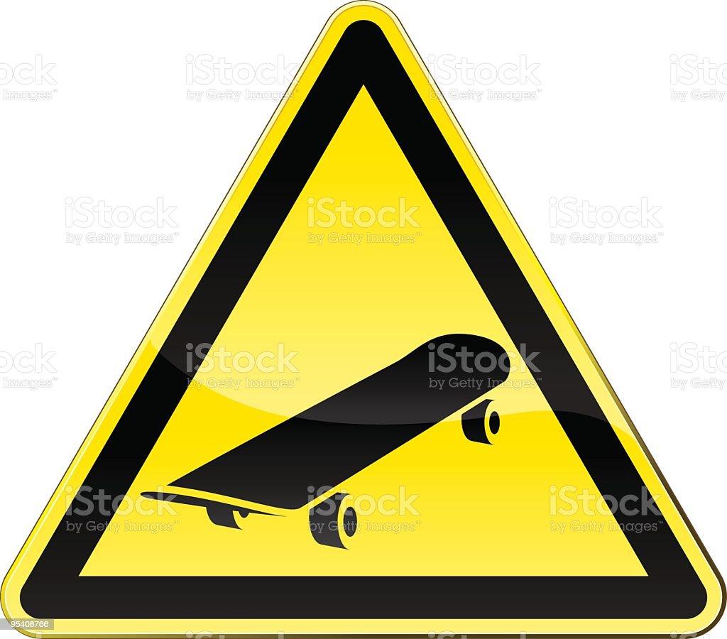 Skate-Benachrichtigung Lizenzfreies skatebenachrichtigung stock vektor art und mehr bilder von auf den kopf gestellt