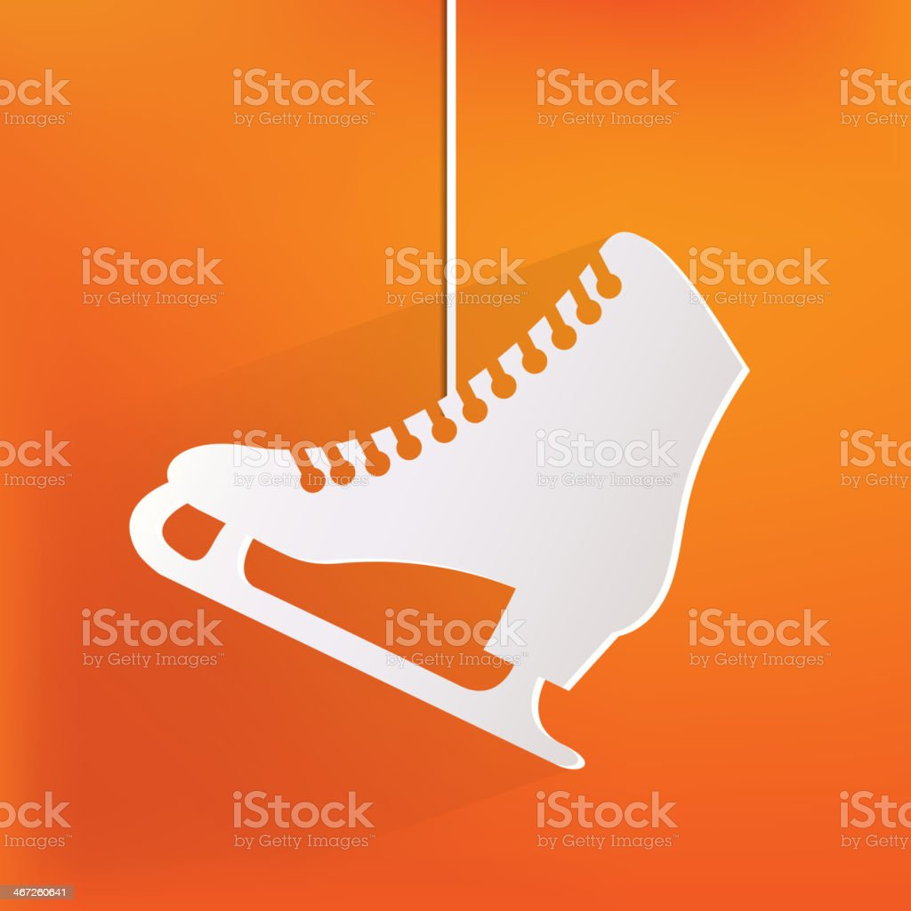 Skate web icon royalty-free skate web icon stock vector art & more images of abstract
