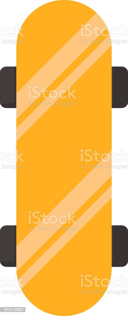 Skateboard icon extreme sport sign. Vector different board skateboard...