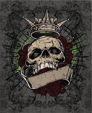 Skeleton King.