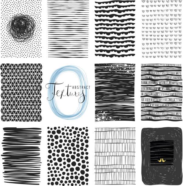 スケッチ backgrounds_03 - いたずら書き/手書きのフレーム点のイラスト素材/クリップアート素材/マンガ素材/アイコン素材