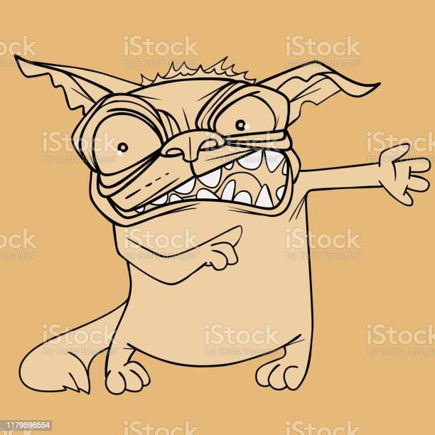 Sketch cartoon toothy angry tabby cat paws sideways vector id1179596554?b=1&k=6&m=1179596554&s=612x612&h=ozisc4pcyhs5g9k41gisbu4djnae8duednjoh92smb0=