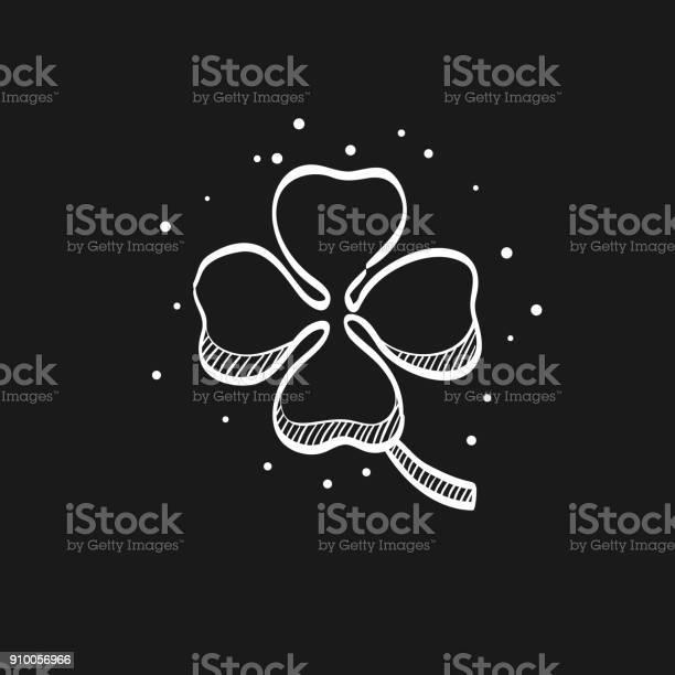 Sketch icon in black clover vector id910056966?b=1&k=6&m=910056966&s=612x612&h=z85cnnvbdoghtwfwxe9m3j6zfkkn bkafdglpskpsfc=