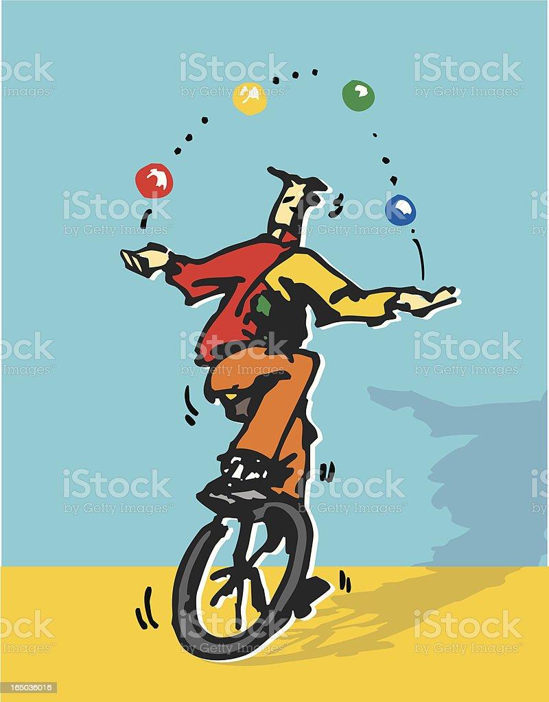 sketch jugglor royalty-free sketch jugglor stock vector art & more images of acrobat