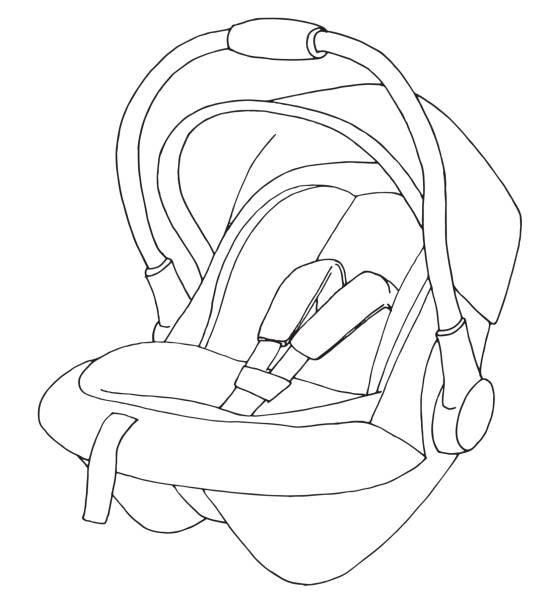 Royalty Free Back Seat Clip Art, Vector Images ...