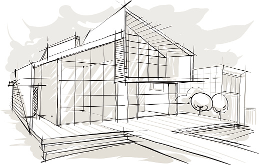 Sketch of Architecture.