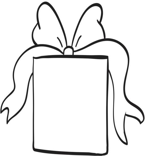 Empty Gift Box Clip Art, Vector Images & Illustrations ...