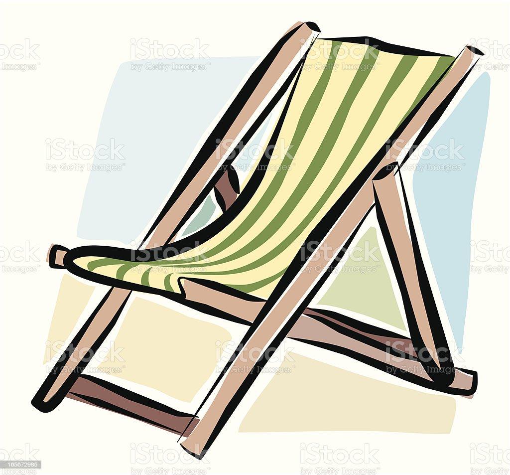 Sonnenstuhl clipart  Royalty Free Deck Chair Clip Art, Vector Images & Illustrations - iStock