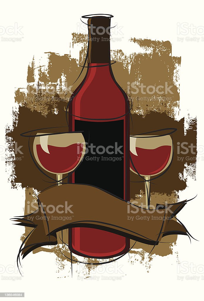 sketchy merlot royalty-free sketchy merlot stock vector art & more images of alcohol
