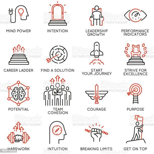 Skills Empowerment Leadership Development Qualities Of A Leader Part 3 - Arte vetorial de stock e mais imagens de Adversidade
