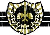 skull amy emblem