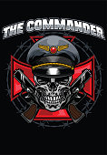 skull commander design